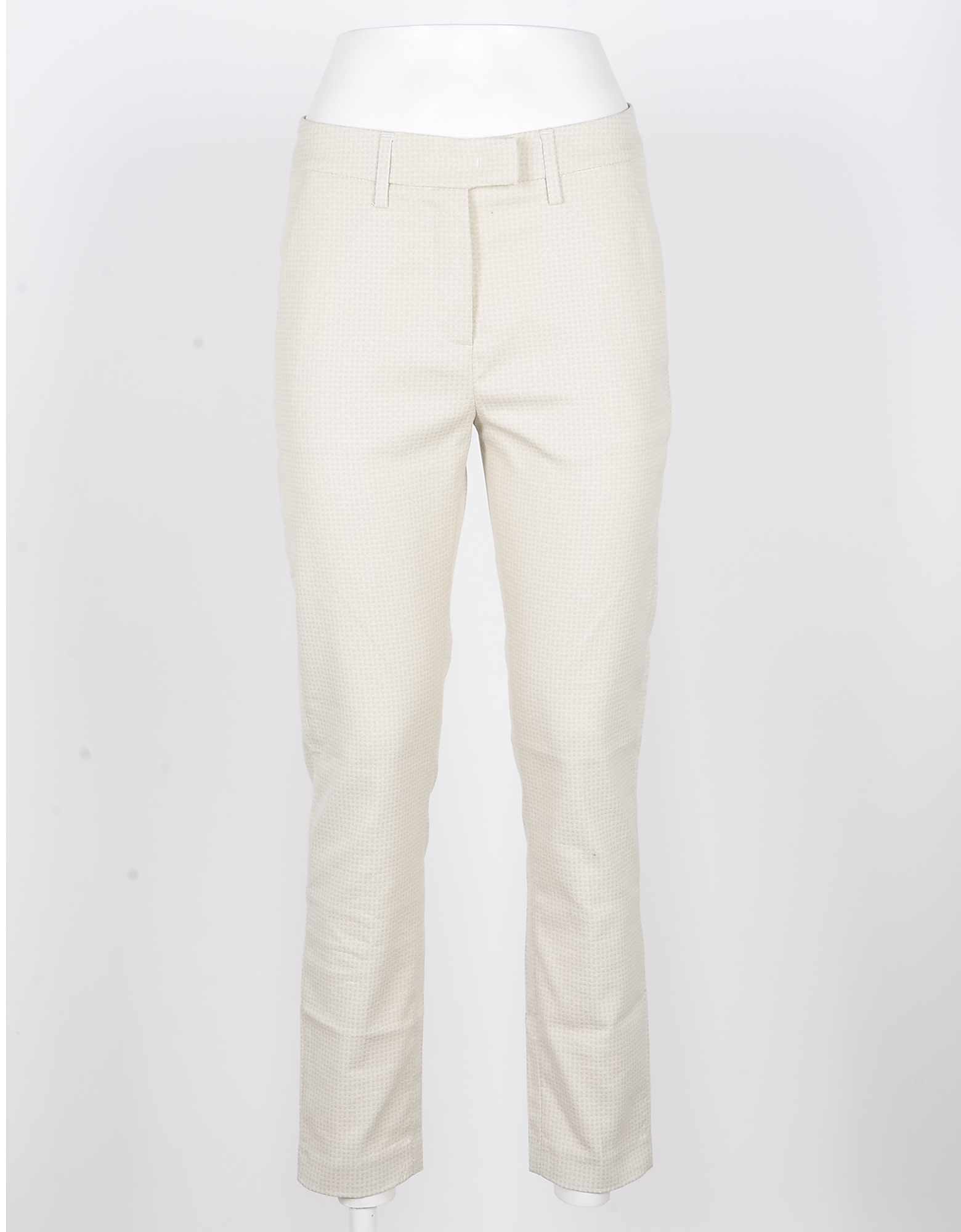 Dondup Designer Pants, Women's Cream Pants