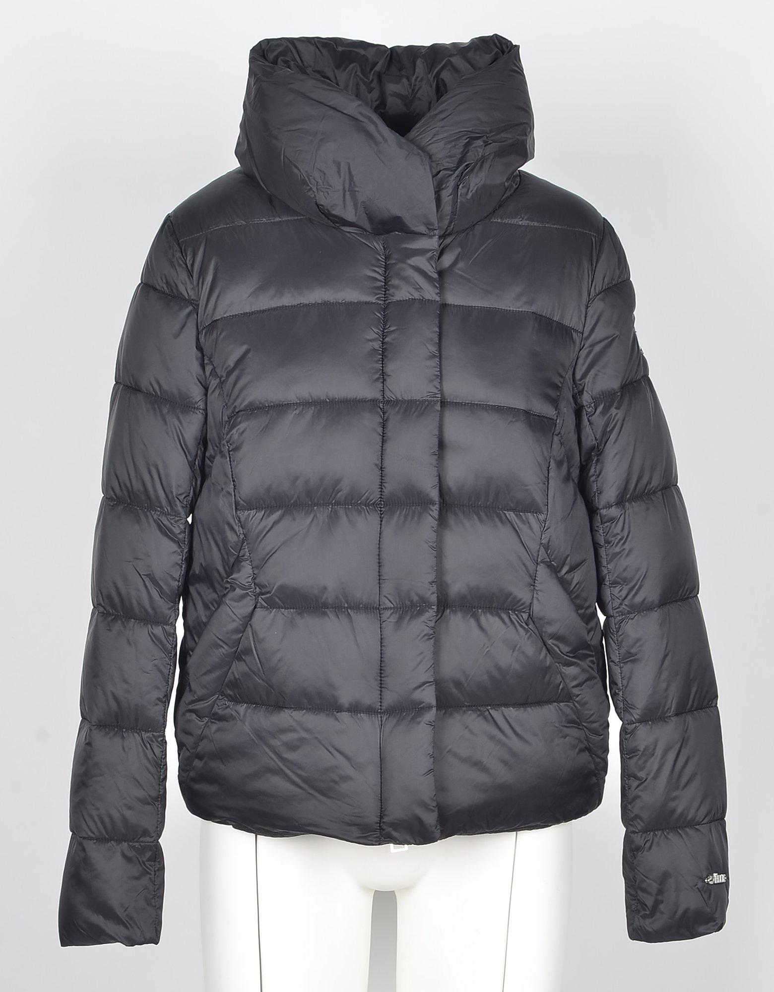 GAELLE PARIS Designer Coats & Jackets, Women's Black Padded Jacket