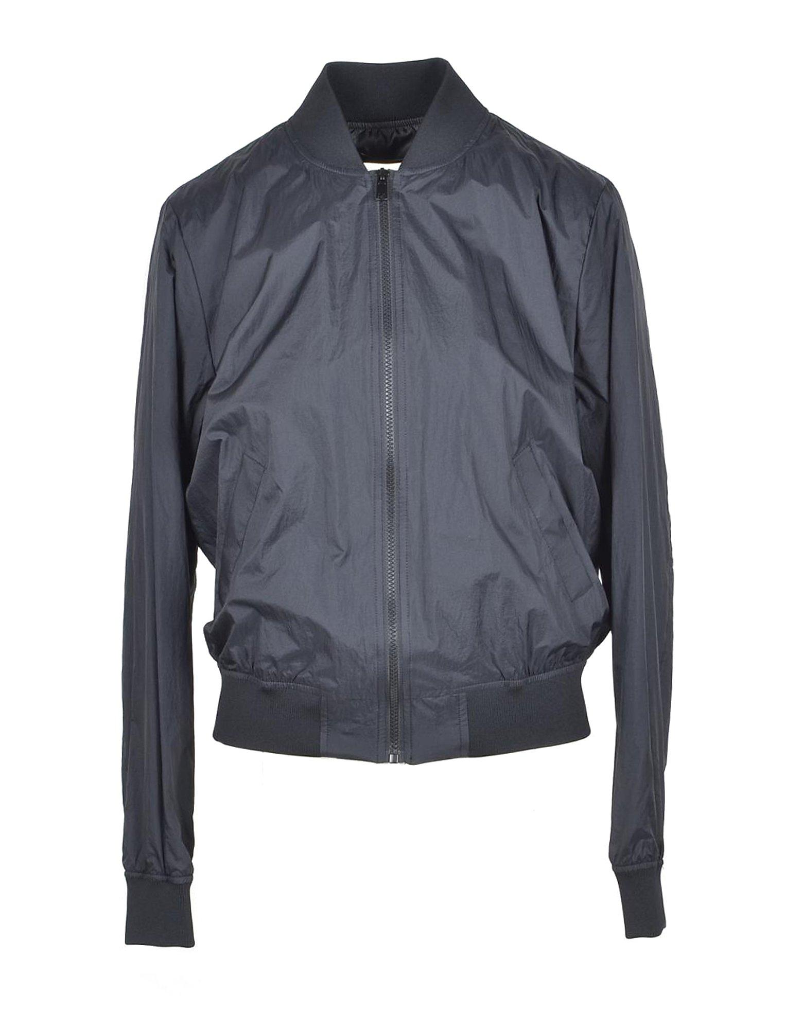 Love Moschino Designer Coats & Jackets, Women's Black Bomber Jacket