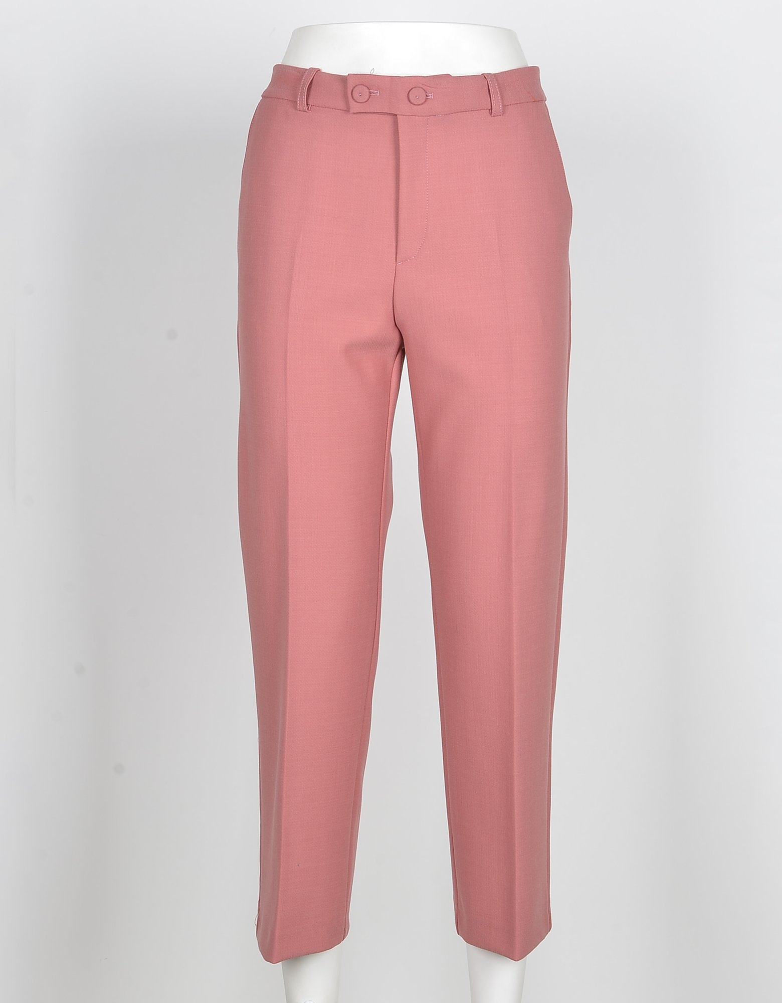 Pinko Designer Pants, Women's Antique Pink Pants