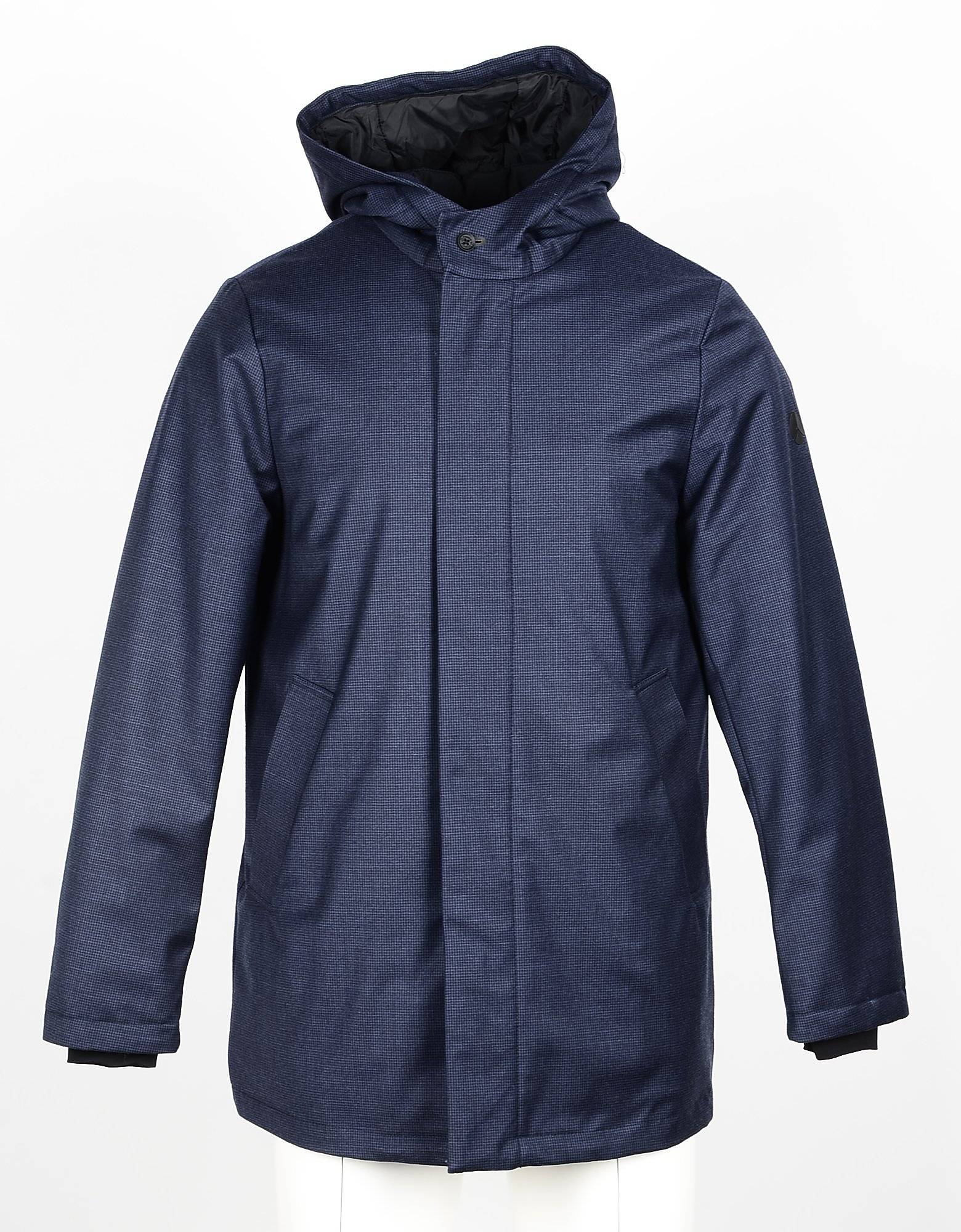 People of Shibuya Designer Coats & Jackets, Men's Blue Jacket