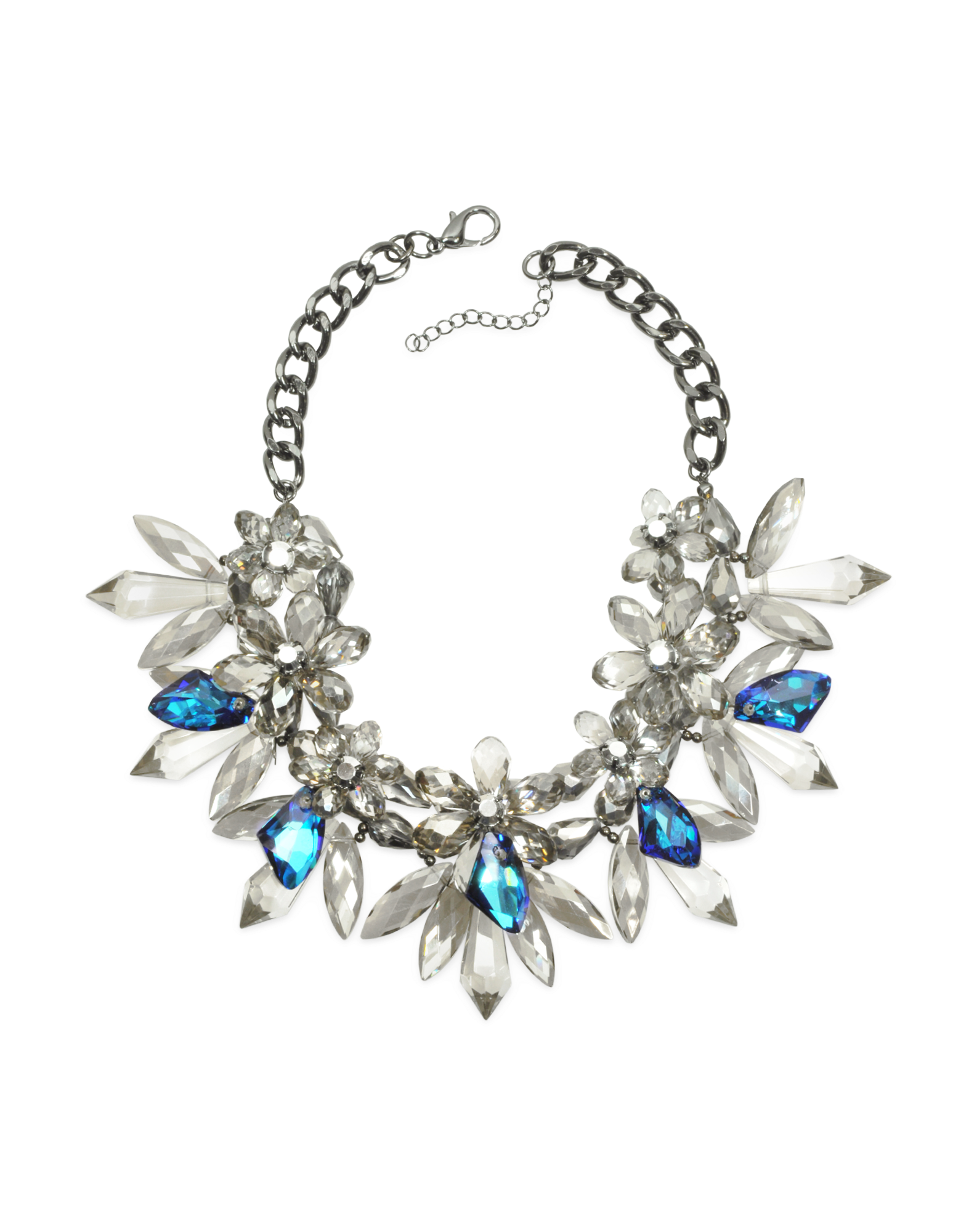 Image of Crystal Bloom Necklace