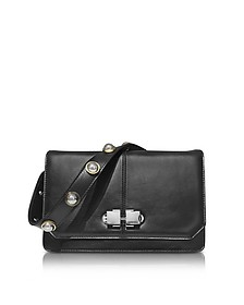Genuine Leather Shoulder Bag - Carven