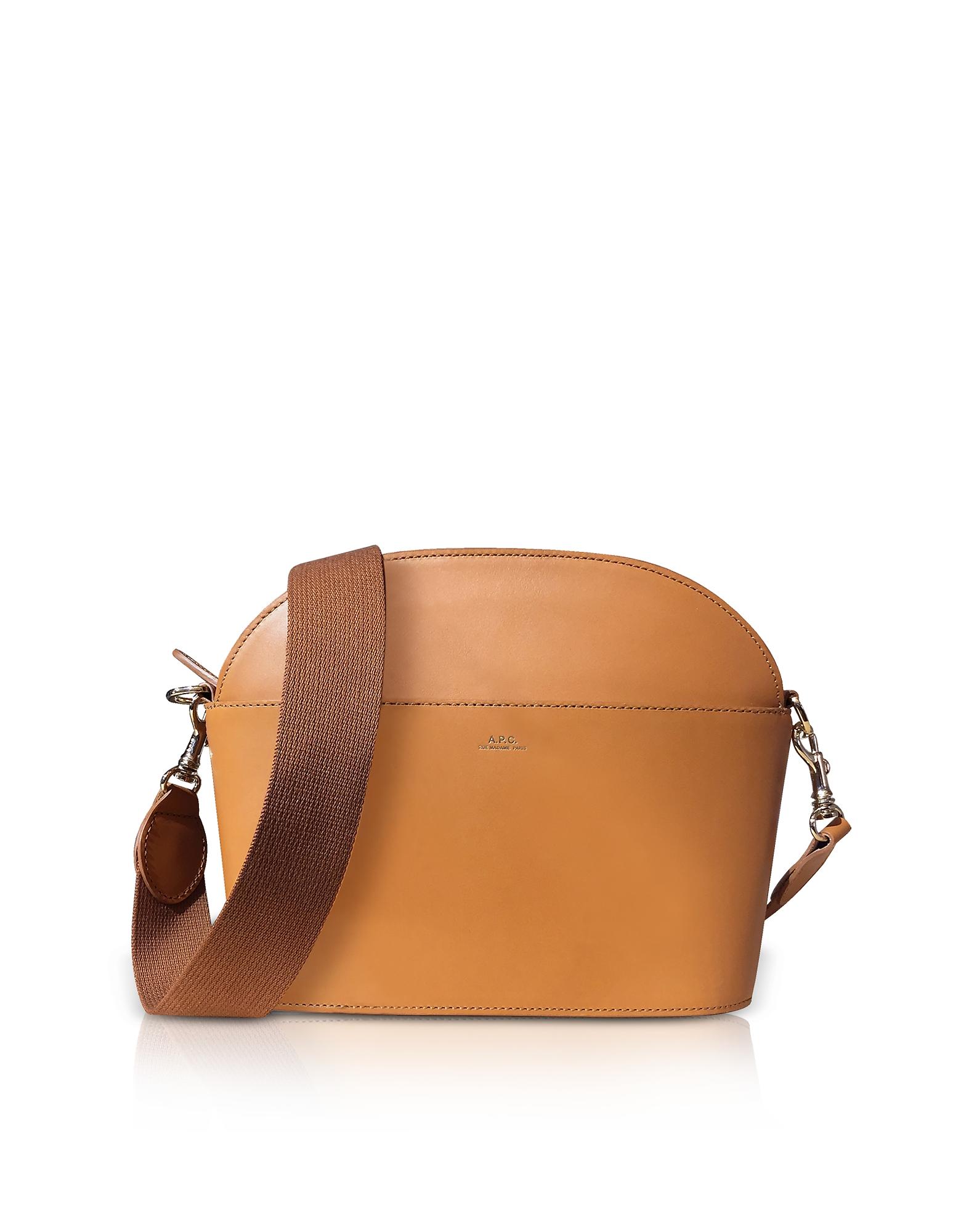 Genuine Leather Gaby Shoulder Bag
