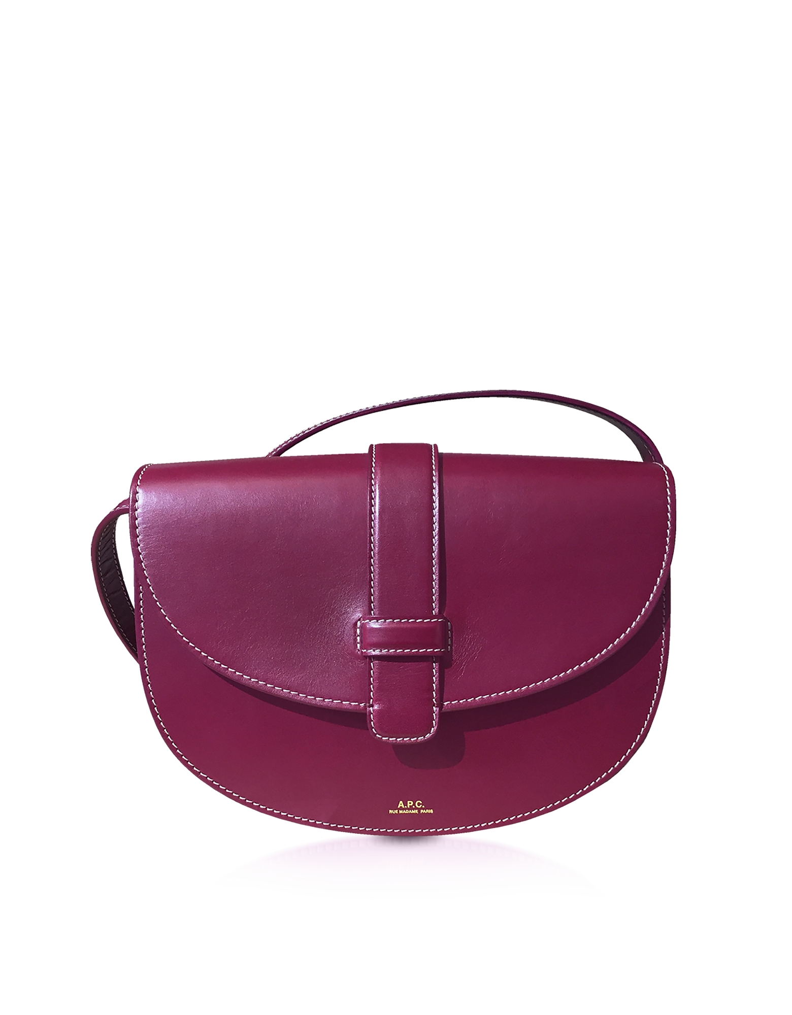 A.P.C. Handbags, Eloise Genuine Leather Shoulder Bag