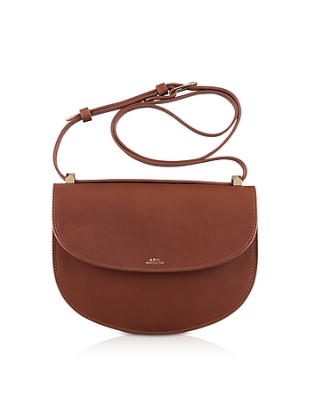 A.P.C. - Geneve Leather Crossbody Bag