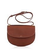 A.P.C. Geneve Leather Crossbody Bag af130417-006-00