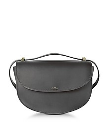 Geneve Leather Crossbody Bag - A.P.C.