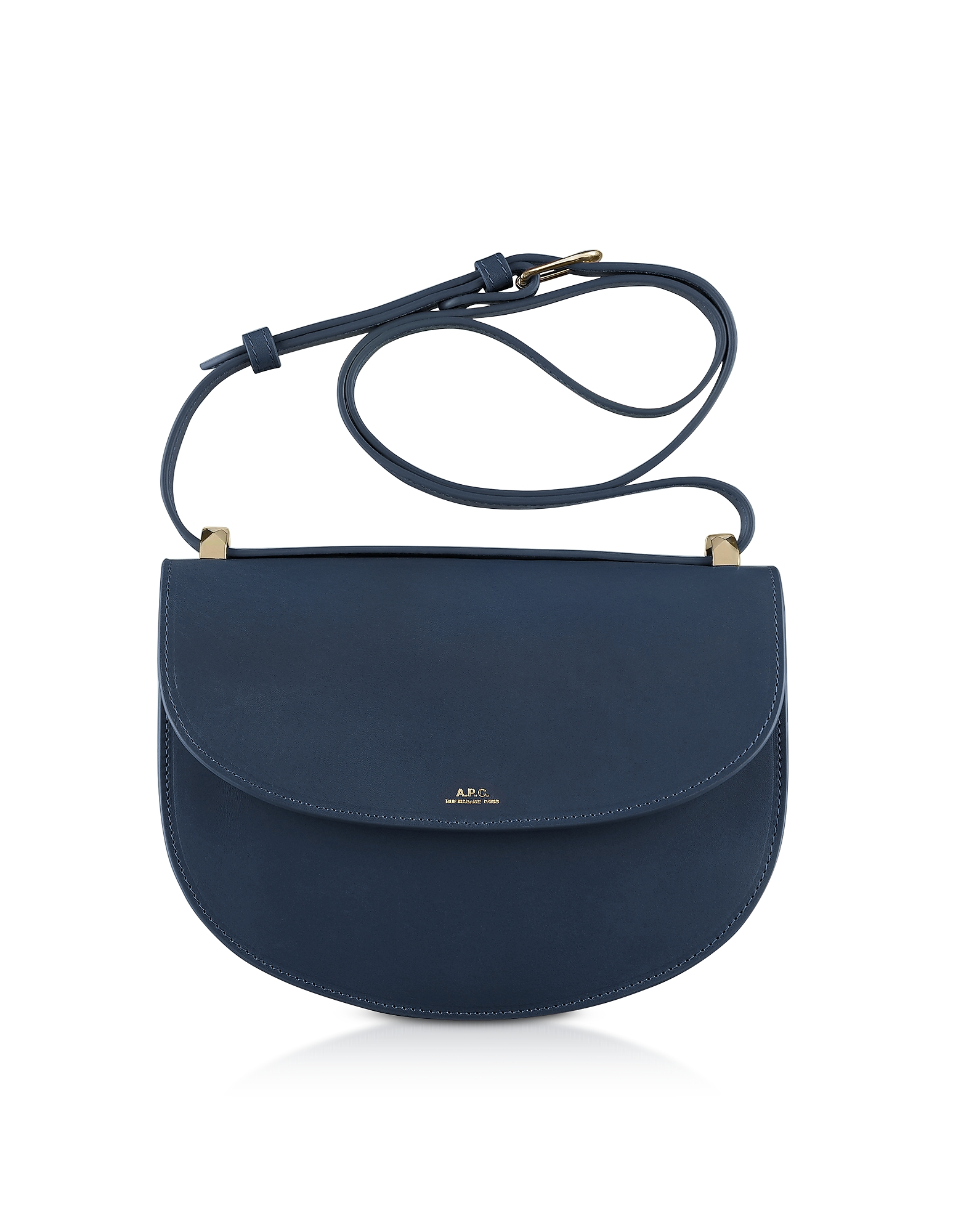 Geneve Leather Crossbody Bag