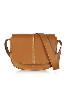 Betty Camel Leather Crossbody Bag - A.P.C.