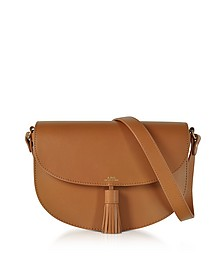 Diane Camel Leather Crossbody Bag - A.P.C.