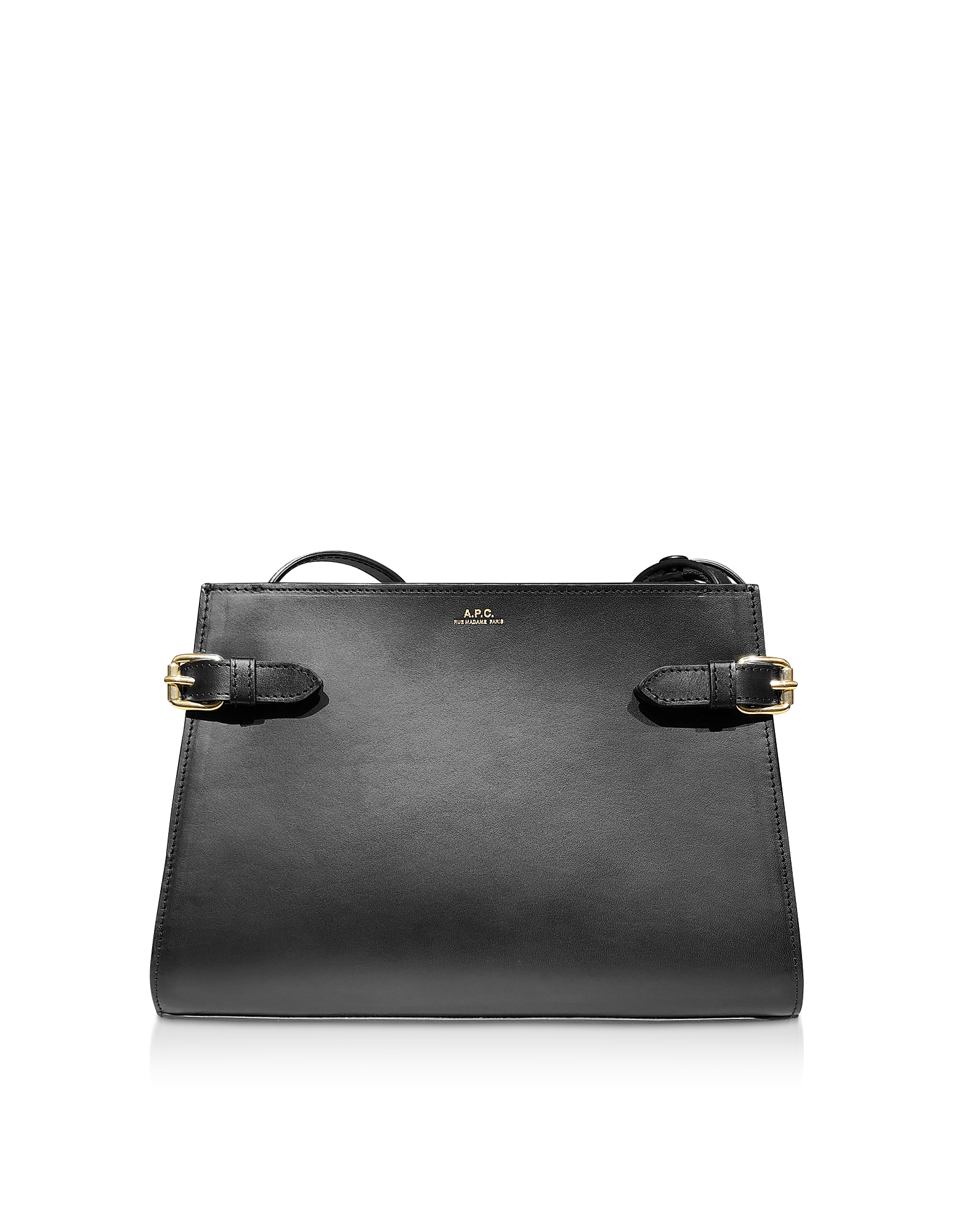A.P.C.  Handbags Genuine Leather Charlotte Shoulder Bag