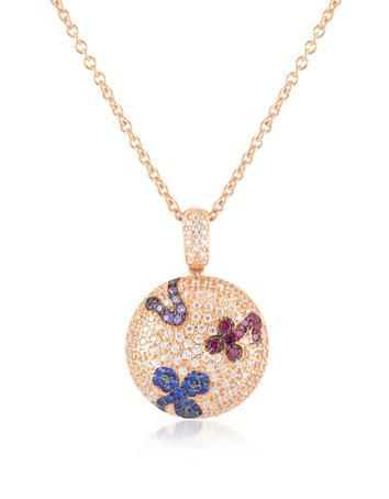Multicolor Fashion Necklace