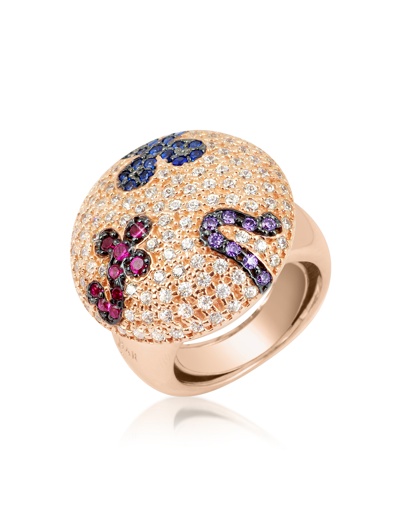 Multicolor Fashion Ring