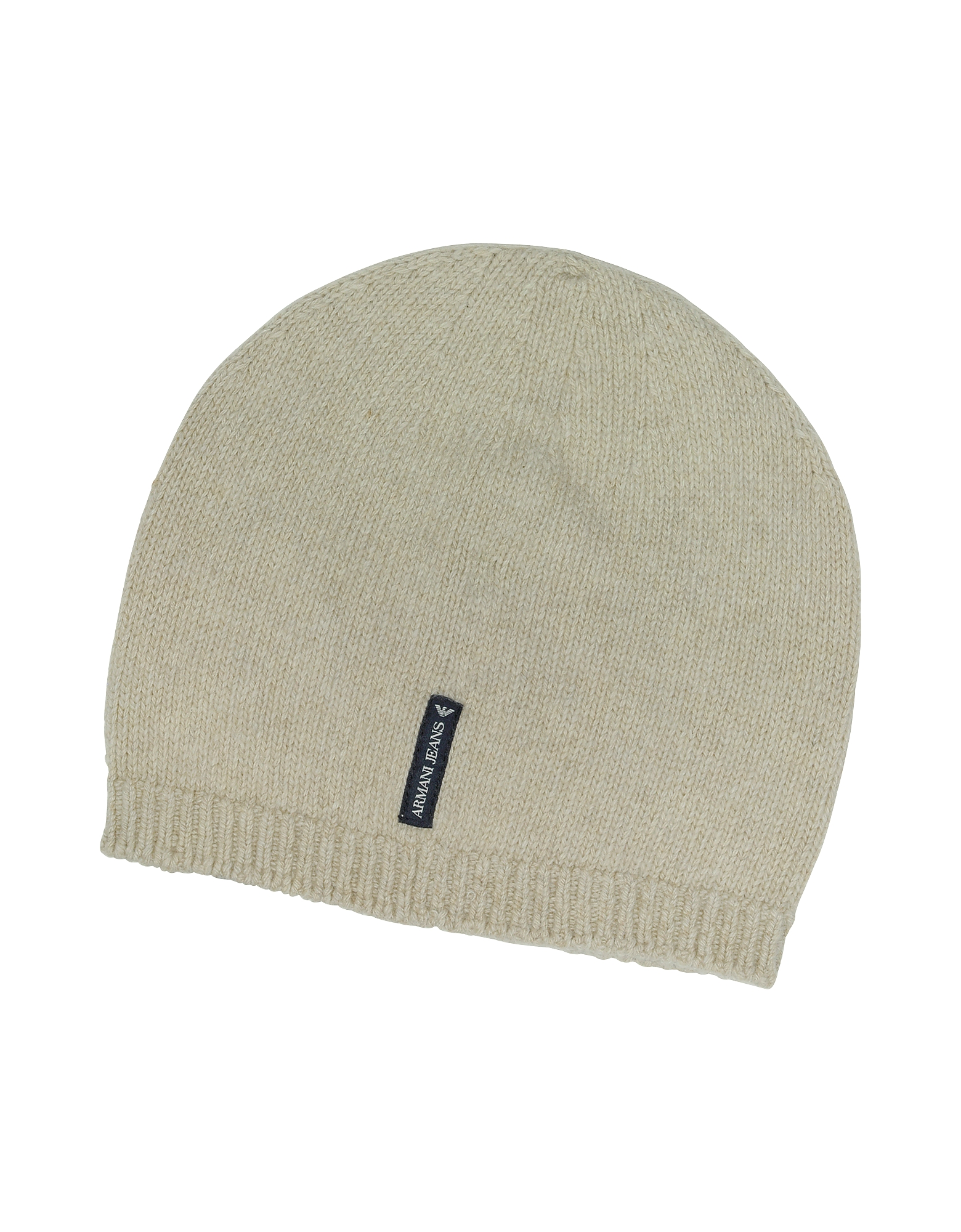 Solid Pure Cashmere Men's Beanie Hat от Forzieri.com INT