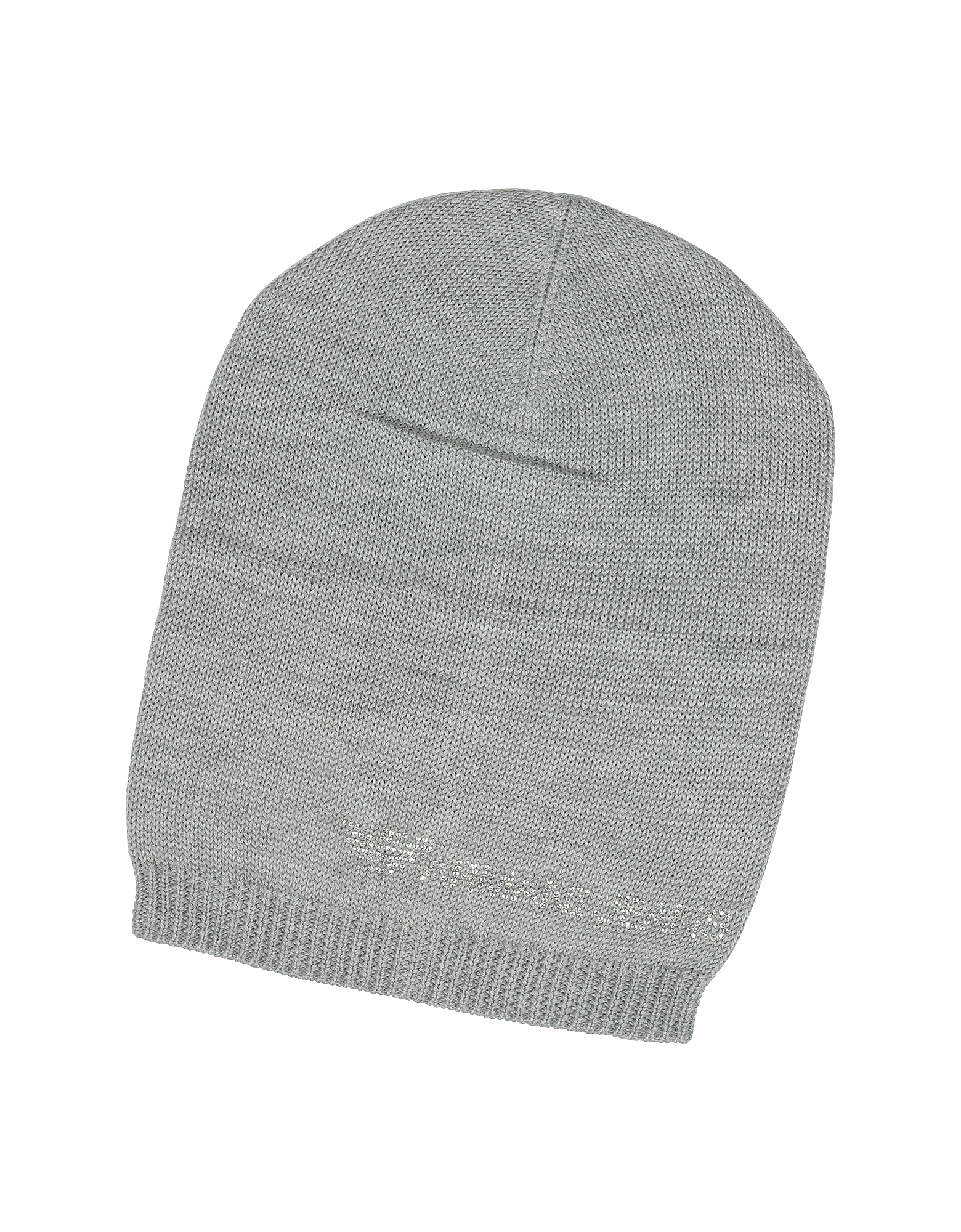 Crystal Signature Wool Blend Hat от Forzieri.com INT