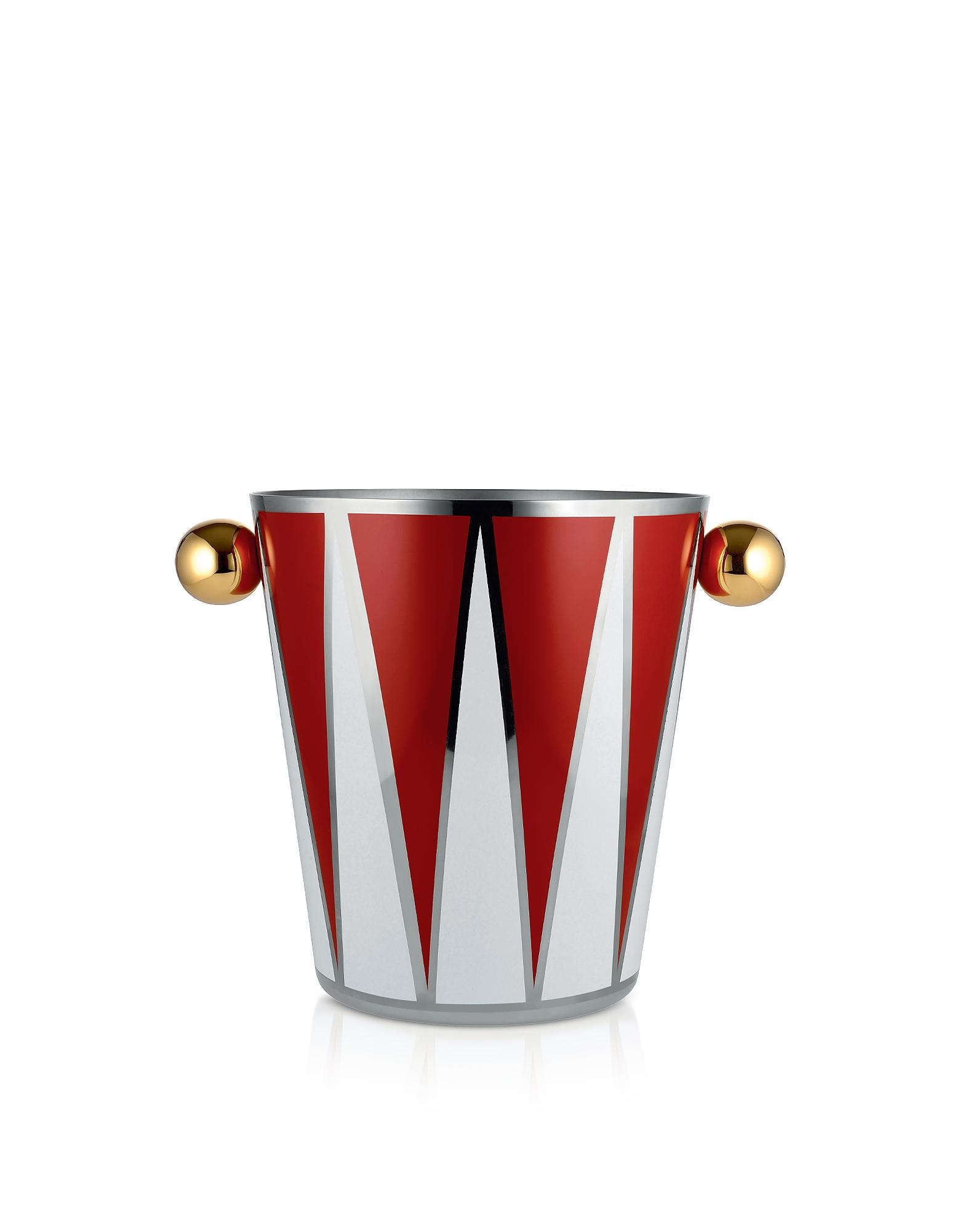 Alessi Designer Kitchen & Dining, Circus Inox Wine Cooler