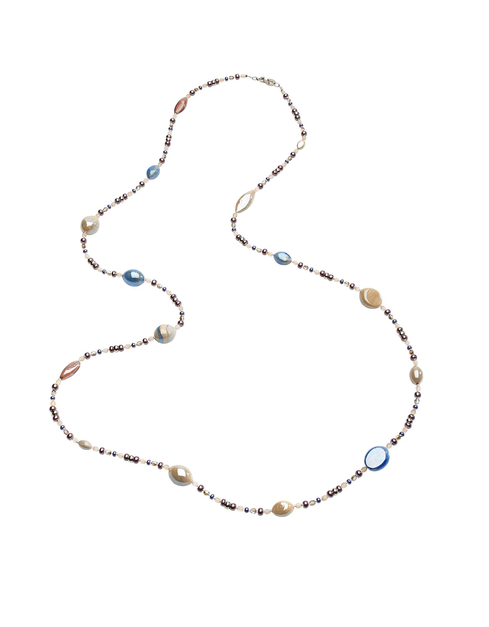 Long Crevan Necklace