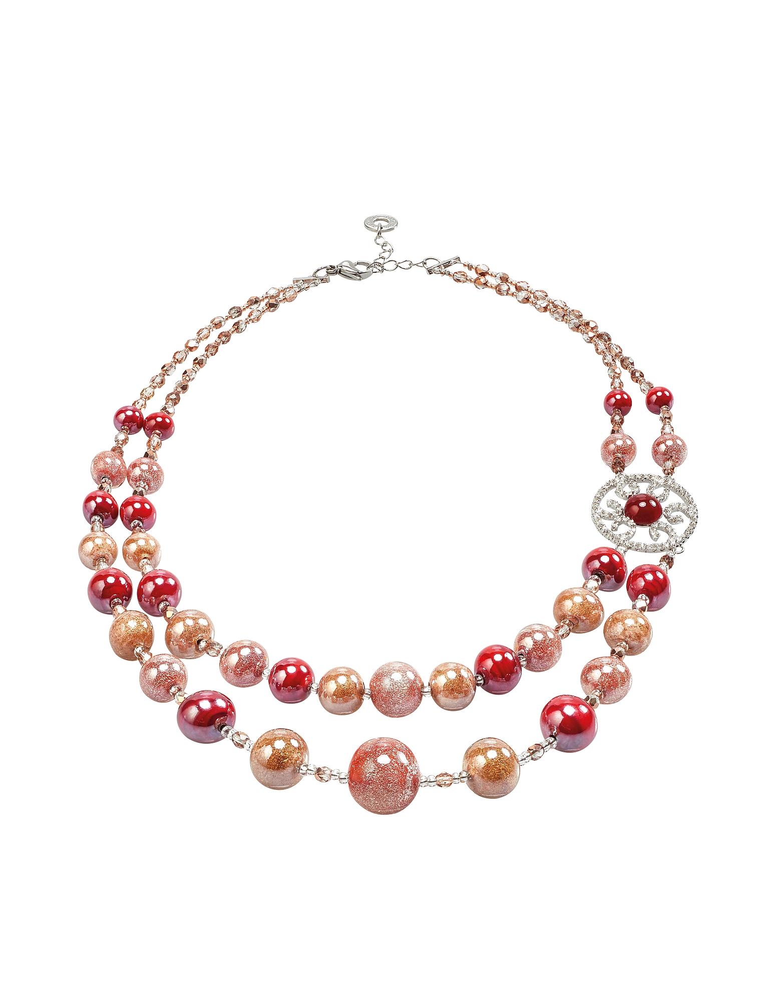 Antica Murrina Necklaces, Labyrinth 1 Necklace