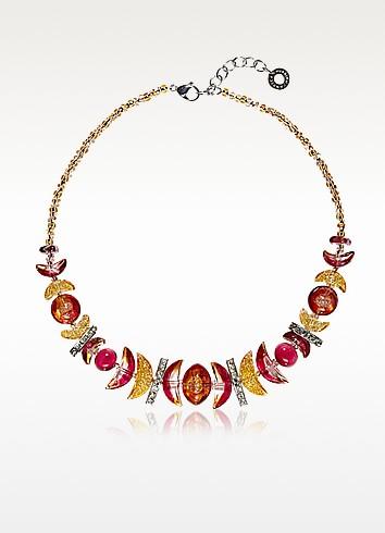 Elite 3 Halskette aus Muranoglas - Antica Murrina Veneziana