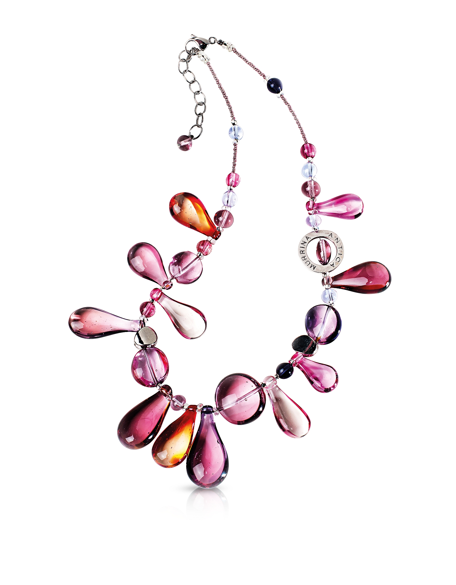 Lapilli - Ожерелье из Стекла Мурано