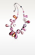 Lapilli Murano Glass Necklace - Antica Murrina