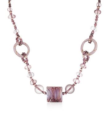 Bolero - Murano Glass Choker Necklace