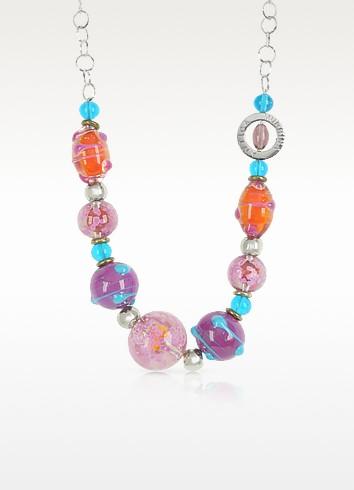 Sahara - Murano Glass Necklace - Antica Murrina
