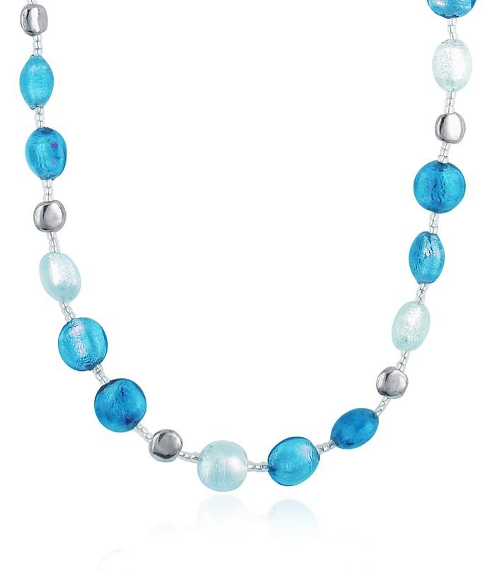 Frida - Murano Glass Bead Necklace - Antica Murrina