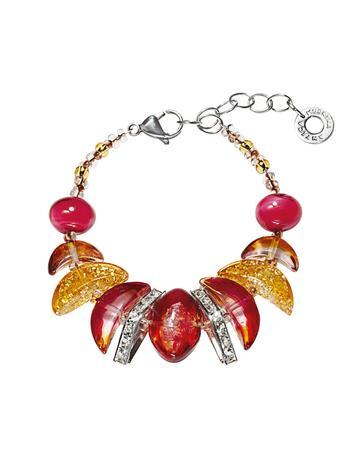 Lux-ID 208796 Elite Murano Glass Bracelet