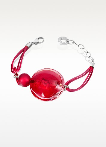 Anika - Murano Glass Bead Bracelet - Antica Murrina