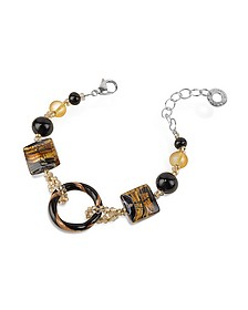 Bolero - Murano Glass Bead Bracelet - Antica Murrina