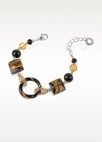 Bolero - Armband mit Muranoglasperlen - Antica Murrina Veneziana