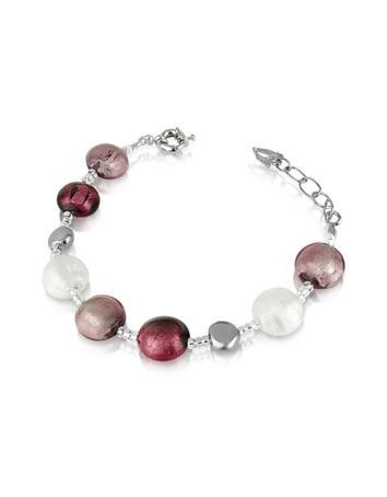 Frida - Murano Glass Bead Bracelet