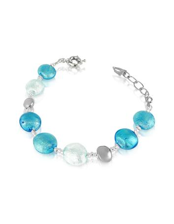 Lux-ID 208823 Frida - Murano Glass Bead Bracelet