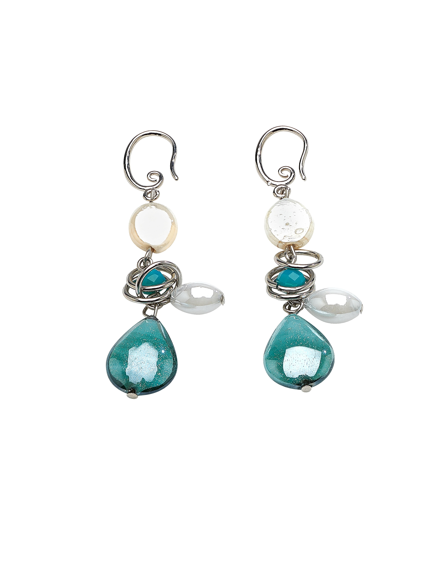 Antica Murrina Earrings, Grimani T Top Earrings