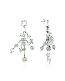 Prestige - Murano Glass Pearl Drop Earrings - Antica Murrina
