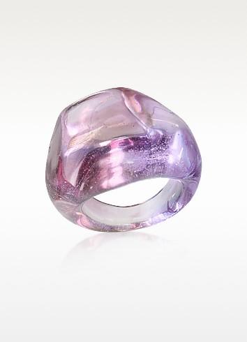 Sparkle - Murano Glass Ring - Antica Murrina