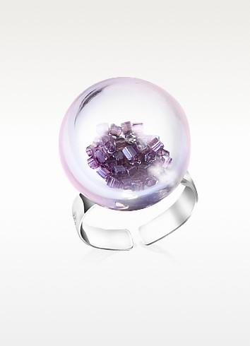 Shine - Murano Glass Ring - Antica Murrina