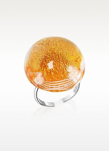 Anika - Murano Glass Ring - Antica Murrina