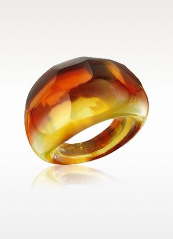 Broadway - Murano Glass Ring - Antica Murrina