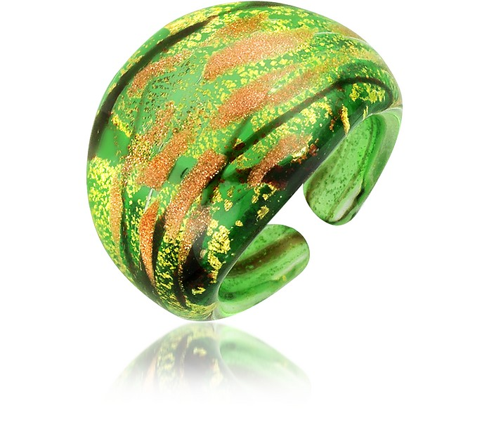 Laguna - Murano Glass Ring - Antica Murrina