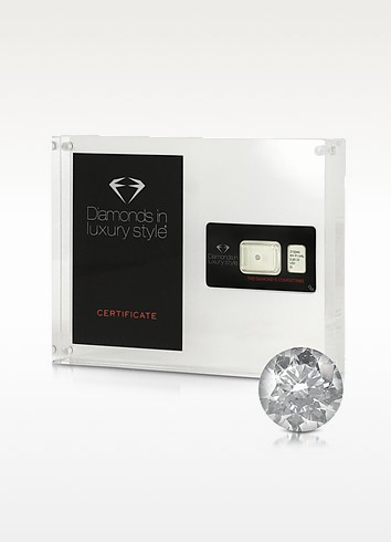 0.30 Carat Round Brilliant Diamond - Amin Luxury