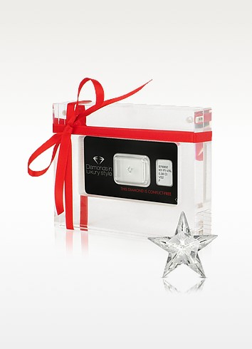 0.38 Carat Rising Star Cut Diamond - Amin Luxury