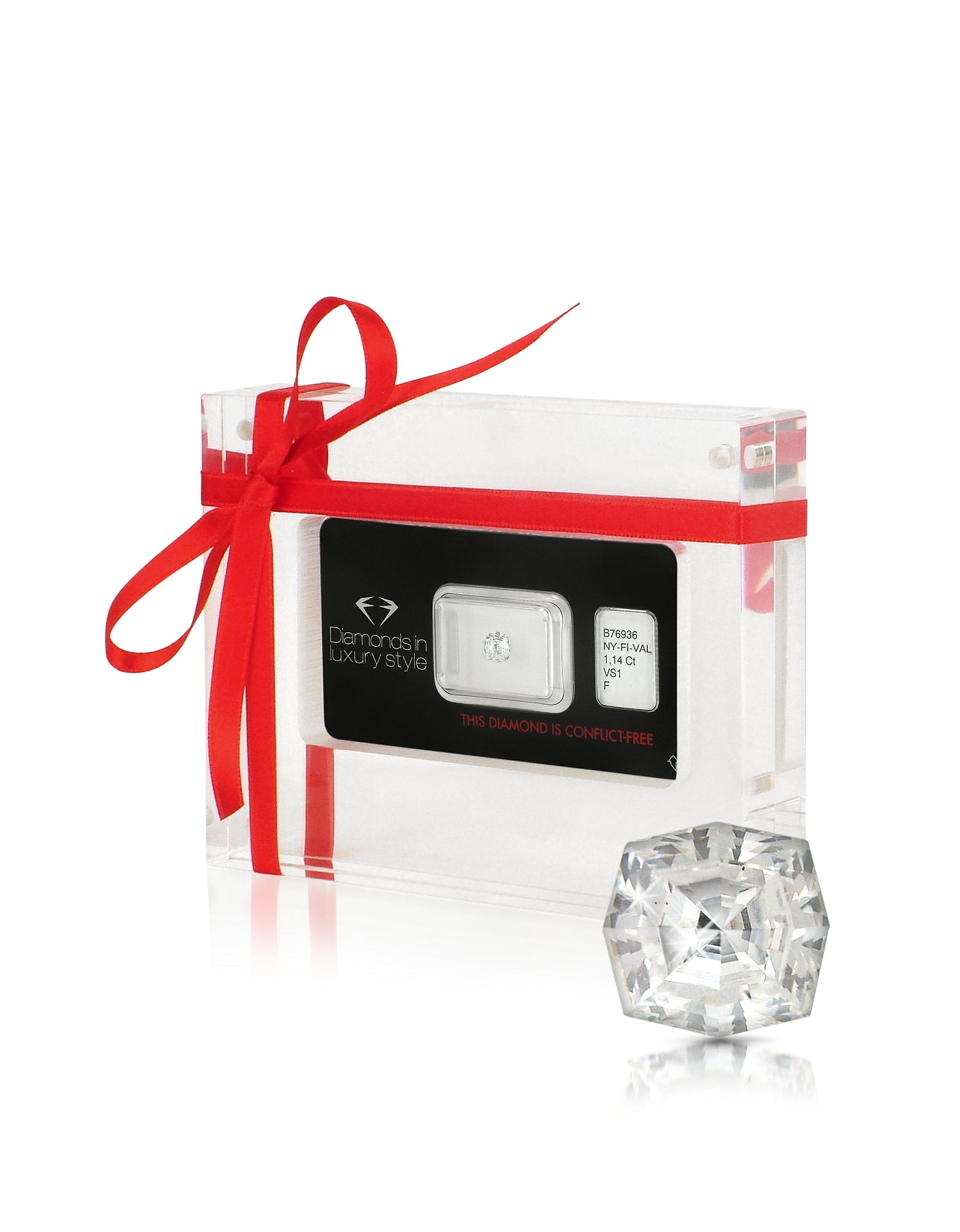 Diamante Taglio Web 1.14 Carati