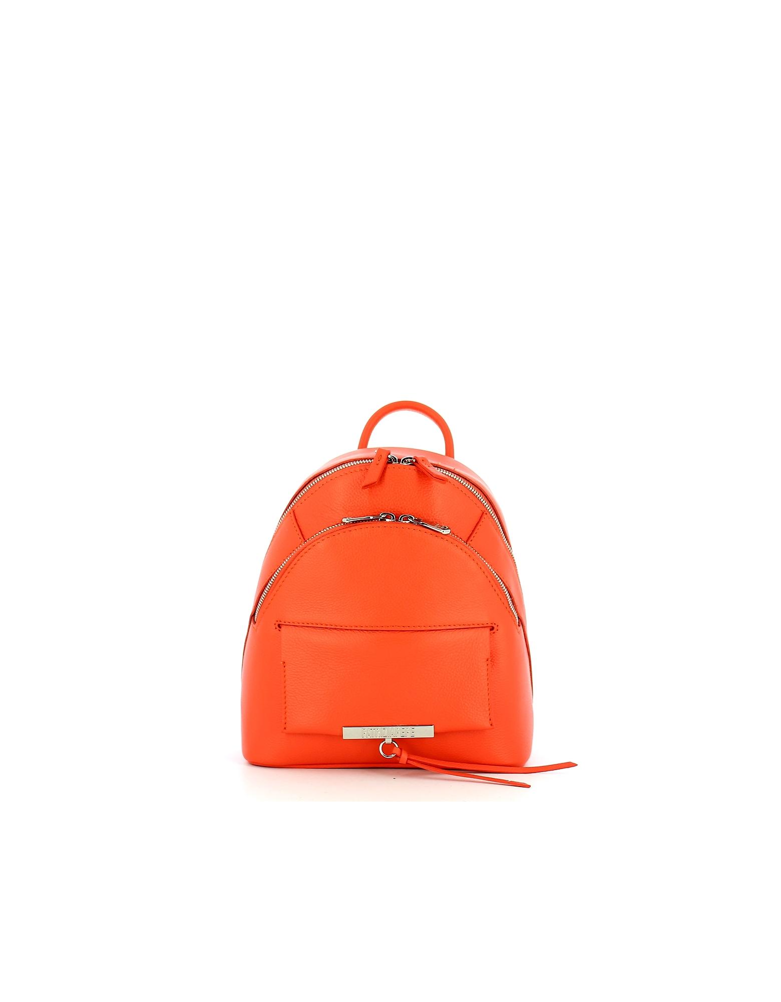 Patrizia Pepe Designer Handbags, Women's Red Bag