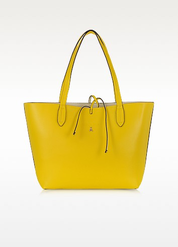 Large Eco Leather Tote - Patrizia Pepe