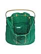 Green Suede Signature Bucket Bag - Patrizia Pepe