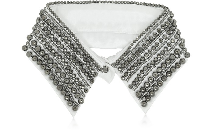 Junk Jewelry Necklace Collar Necklace - Patrizia Pepe