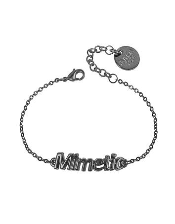 Patrizia Pepe - Black 'Mimetic' Bracelet